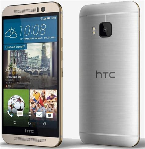 Htc One M9 comparativa lg g4 vs htc one m9 tusequipos