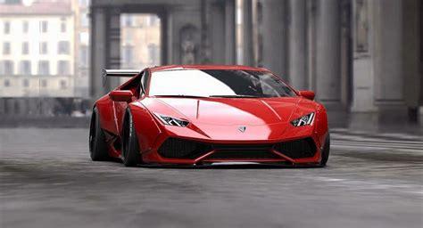 Liberty Walk Lamborghini Huracan tuning 1 Images