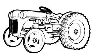 tractor coloring page free printable tractor coloring pages for