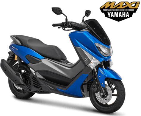 Yamaha Pcx 2018 by 2018 Yamaha Nmax 155 Gets Mid Model Updates