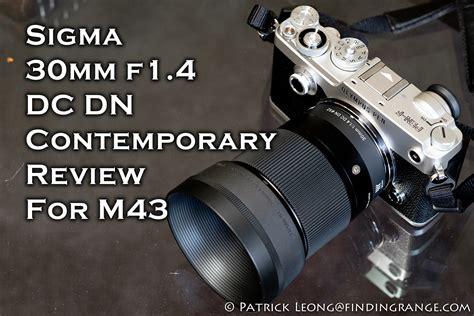 Sigma 30mm F 1 4 Dc Dn Contemporary Lensa Kamera For Sony E Sigma sigma 30mm f1 4 dc dn contemporary review for m43