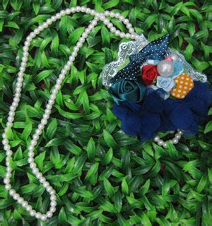 Varia Blouse Ori Apple 1 divara brooch necklace 1 toko jilbab branded