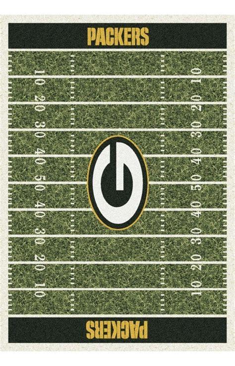 Packers Rug by Milliken Nfl Home Field Green Bay Packers Rug