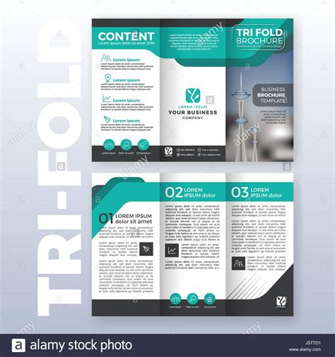 tri fold publisher template 28 images publisher tri fold