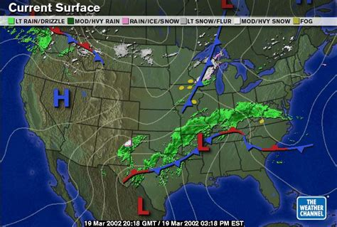texas weather map in motion journey s manual