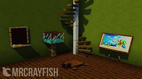 Mr Crayfish Furniture Mod by Mrcrayfish S Furniture Mod Community Edition The Basics