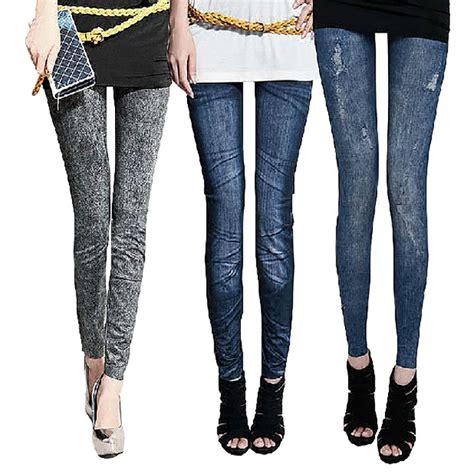 printed jeans denim trends for fall 2013 shop aliexpress com buy fall summer casual slim thin nine