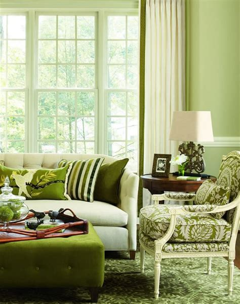 green living room decor and green is for sheila zeller interiors