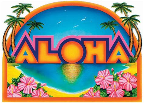 Aloha Decorations by Aloha Sign Caufields