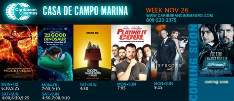 cartelera de cine gran casa marina casa de co cartelera de cine 26 de noviembre