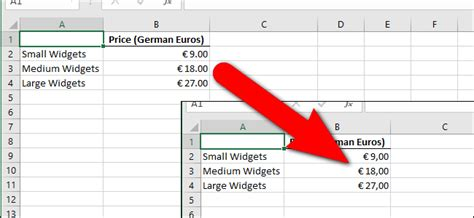 euro currency format javascript how to change excel s decimal separators from periods to