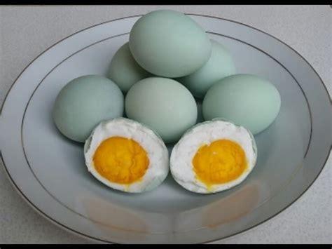 cara buat telur asin enak cara buat telur asin enak n maknyussssss youtube