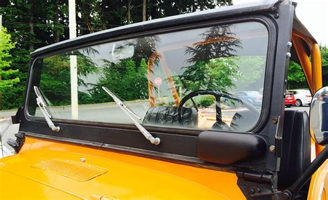 Jeep Replacement Windshield Jeep Windshield Replacement For 1968 1975 Jeep Cj