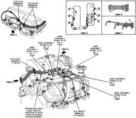 ford 4 0 engine diagram plugs ford free engine image for user manual