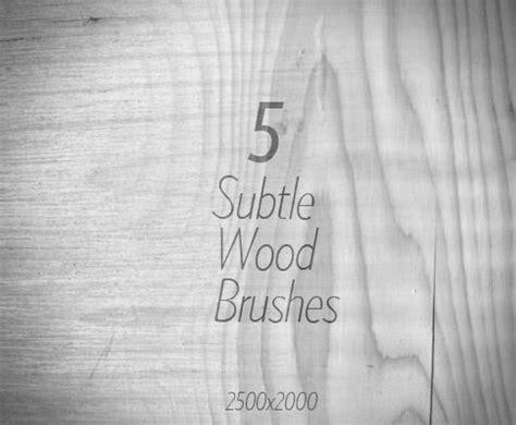 wood pattern photoshop brush 5 subtle wood brushes free download photoshop how to s