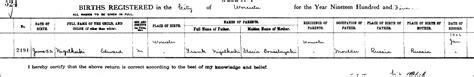 Worcester County Birth Records The Birth Of Edward Niedzialkoski 1905 Steve S Genealogy