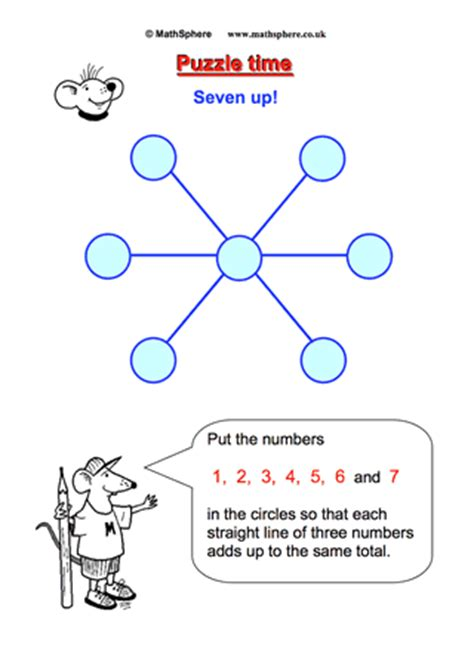 printable number puzzles ks2 free maths puzzles mathsphere