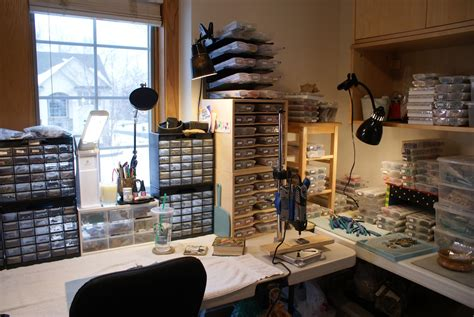 studio organization ideas yay jewelry a glimpse into my jewelry studio on a
