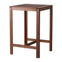 196 pplar 214 bar table outdoor ikea
