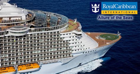 Jersey Shore Decks by Allure Of The Seas Royal Caribbean Cruise Ship