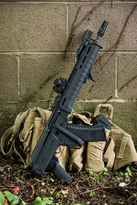 ak  furniture  magpul breach bang clear