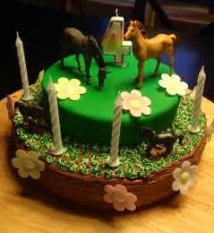 kuchen für pferde selber machen pferde kuchen birthday cake with horses basteln und