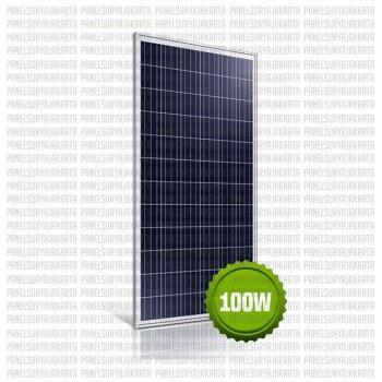 Panel Surya 100 Wp panel surya murah 100 wp polycrystalline solar cell 100