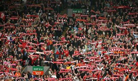 best fans in the world robbie fowler liverpool fans are the best in the world