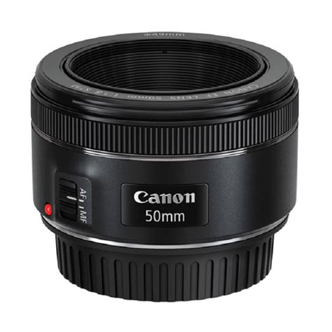 Lensa Canon Ef 50mm F 1 8 Ii jual canon ef 50mm f 1 8 stm lensa kamera harga