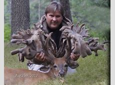"Apple Creek 610"" Whitetail: New Record, Wisconsin 