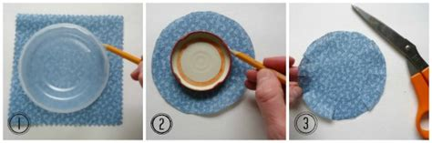 a line lids cut how to decorate jar lids with fabric the make your own zone