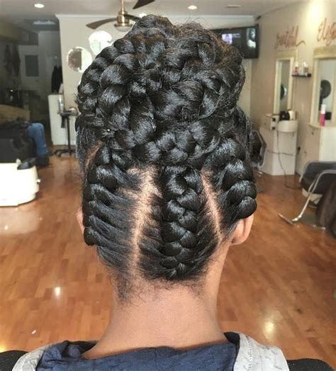 hairstyles with under braids 20 under braids ideas to disclose your natural beauty