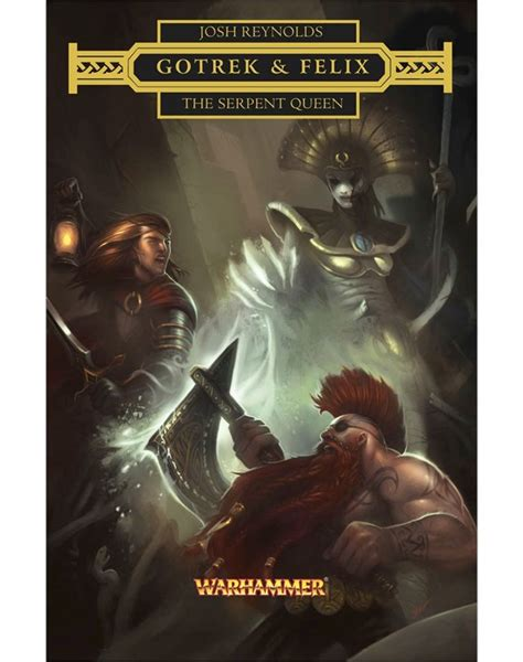 Kinslayer Gotrek Felix black library gotrek felix the serpent ebook