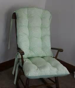 Rocking Chair Cushions Nursery Mae Mint Rocking Chair Cushions Rocking Chair Pads