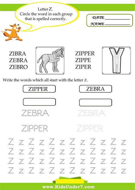 4 Letter Words Zebra 4 letter z words letters free sle letters