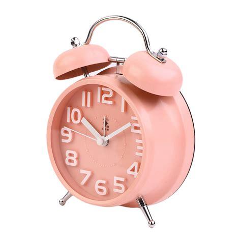 shape large size fashion personality lazy student silent alarm clock ep ebay