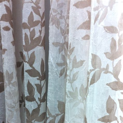 leaf design curtains pin by rachel stechman on ideas and inspiration for our