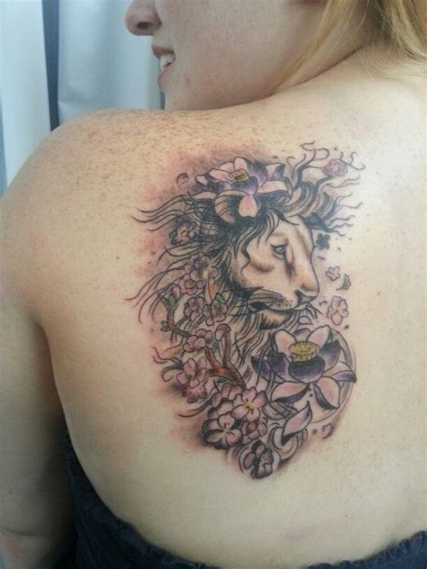 tattoo girl lion lion tattoo designs for girls awesome kaylyn pinterest