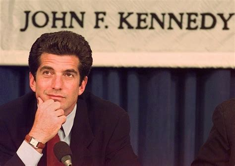 jfk s son madonna had affair with john f kennedy jr according to