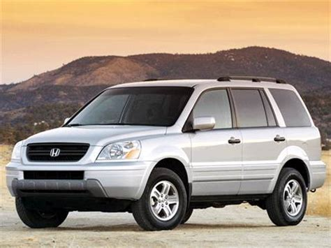 2003 honda pilot | pricing, ratings & reviews | kelley
