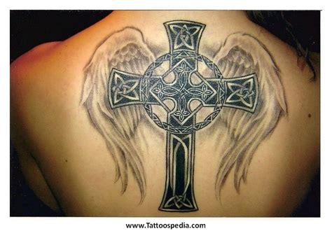 cross tattoo unique celtic cross tattoos