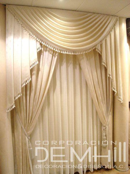 cenefas de cortinas modernas cortinas recamara cortinas cortinas