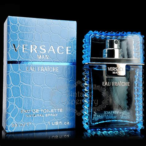 man eau fraiche by versace edt mini perfume cologne for mens 017 oz versace man eau fraiche edt men s perfume cologne oil 30ml