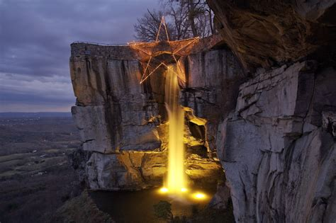 rock city gardens enchanted lights the 11 best christmas displays in tennessee