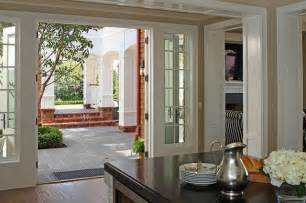 This is an example of a well designed traditional kitchen in orange