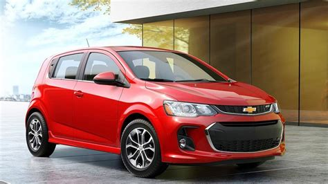 2018 chevy sonic rs 2018 chevrolet sonic rs go4carz