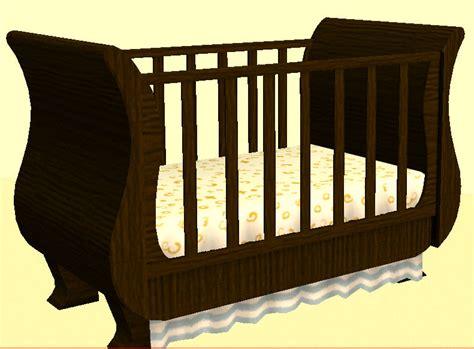 mod the sims mahogany baby set