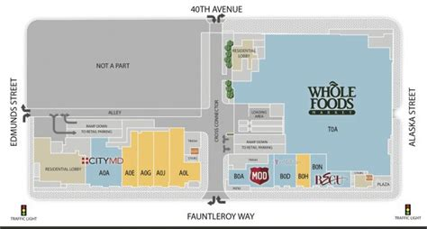 whole foods floor plan west seattle blog new opening date for west seattle