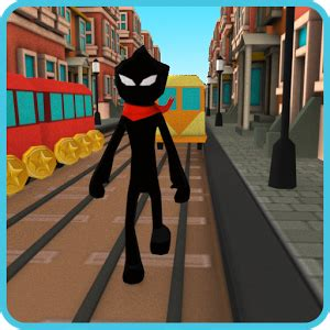subway runner apk stickman subway runner city surf apk free