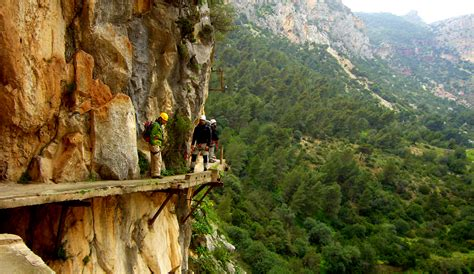 Il Camino Walk by A Walk A Week El Chorro Gorge No Step